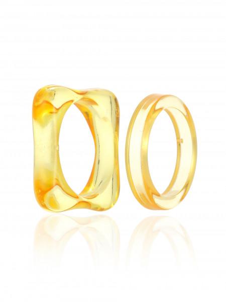 Ring In Set Aus Harz