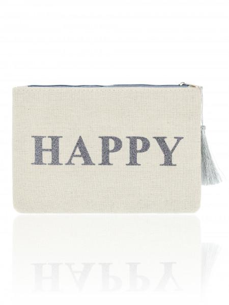 Kosmetiktasche Happy
