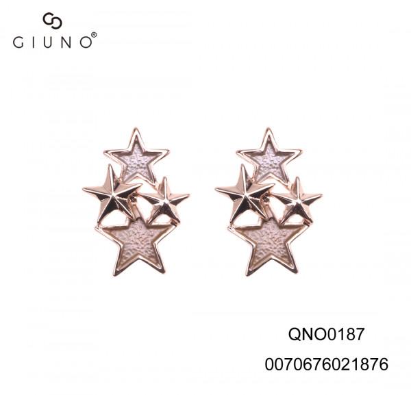 Ohrringe Vier Sterne Braunton