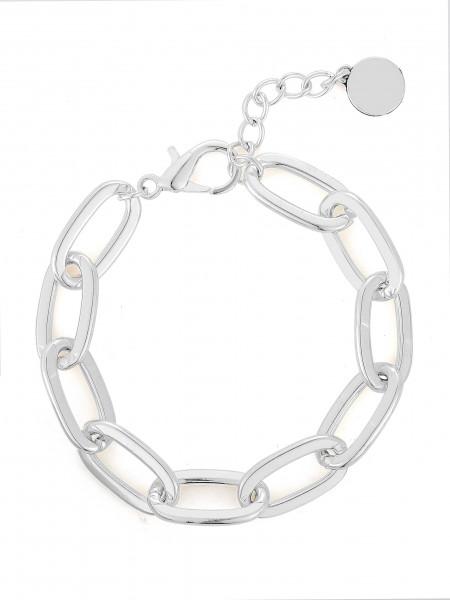 Gliederarmband In Silber