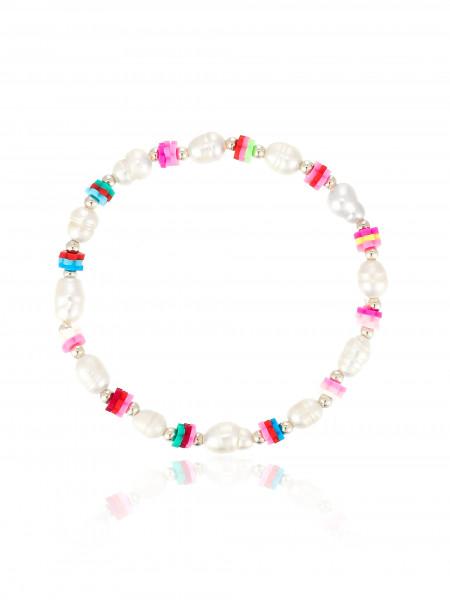 Verspieltes Armband Mit Perlen