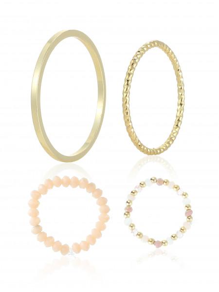 4 Teilige Ringe