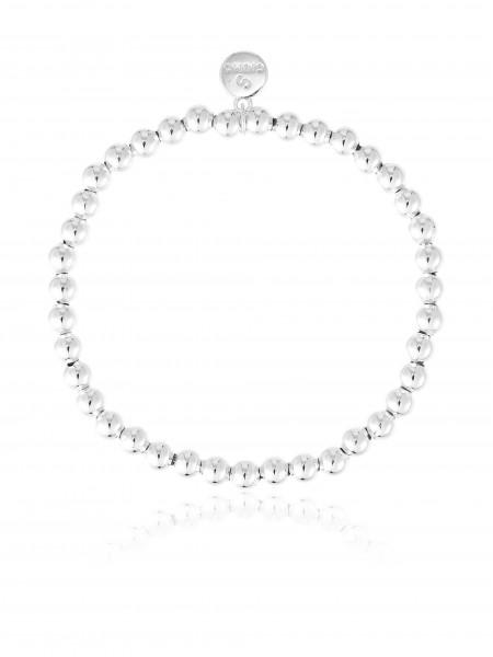 Elastisches Perlenarmband (5mm)