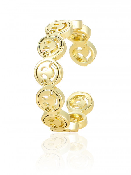 Offener Ring Gold