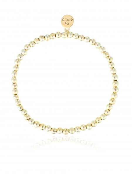 Elastisches Perlenarmband (3mm)